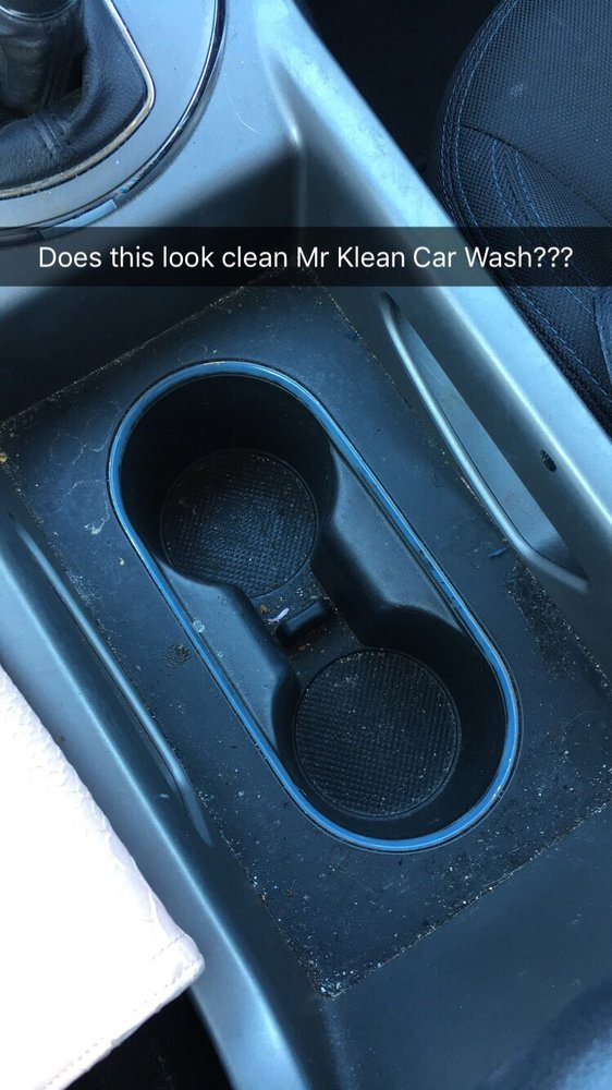 Mr Klean Car Wash