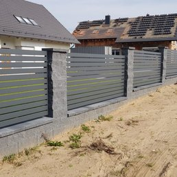Nowoczesna architektura Tom-Bud - 14 Photos - Fences & Gates - ul. Mieczysława Karłowicza LO09