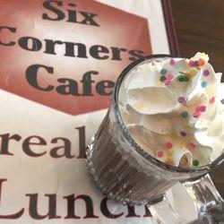 Six Corners Cafe Portland Or