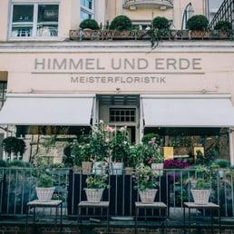 himmel und erde florister hofweg 8 uhlenhorst. Black Bedroom Furniture Sets. Home Design Ideas