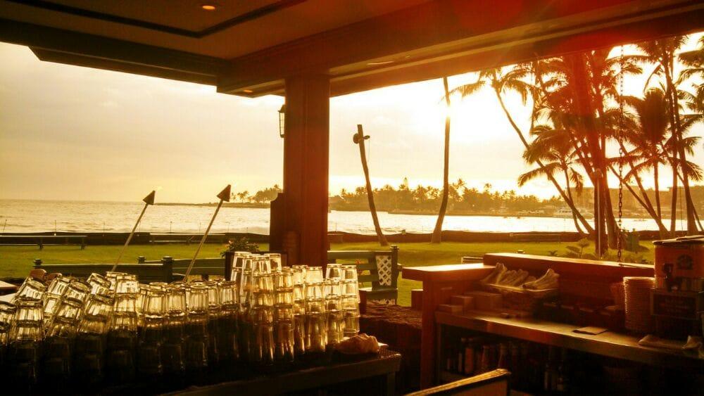 Photo Of Kona Inn Restaurant Kailua Hi United States Old Hawaii