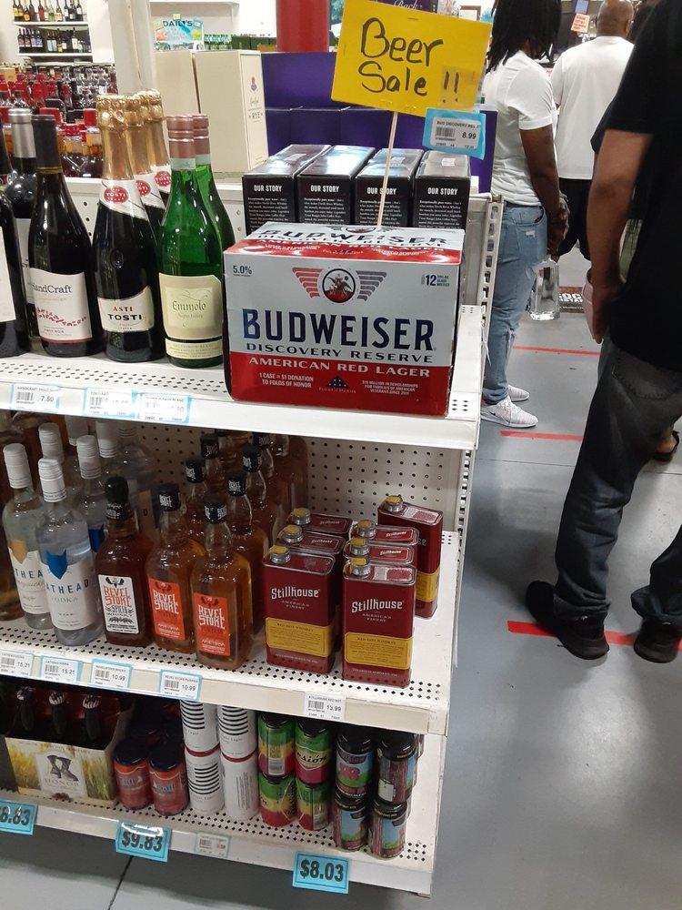 Panhandle Package Liquors: 1681 Flicker Rd, Jonesboro, GA