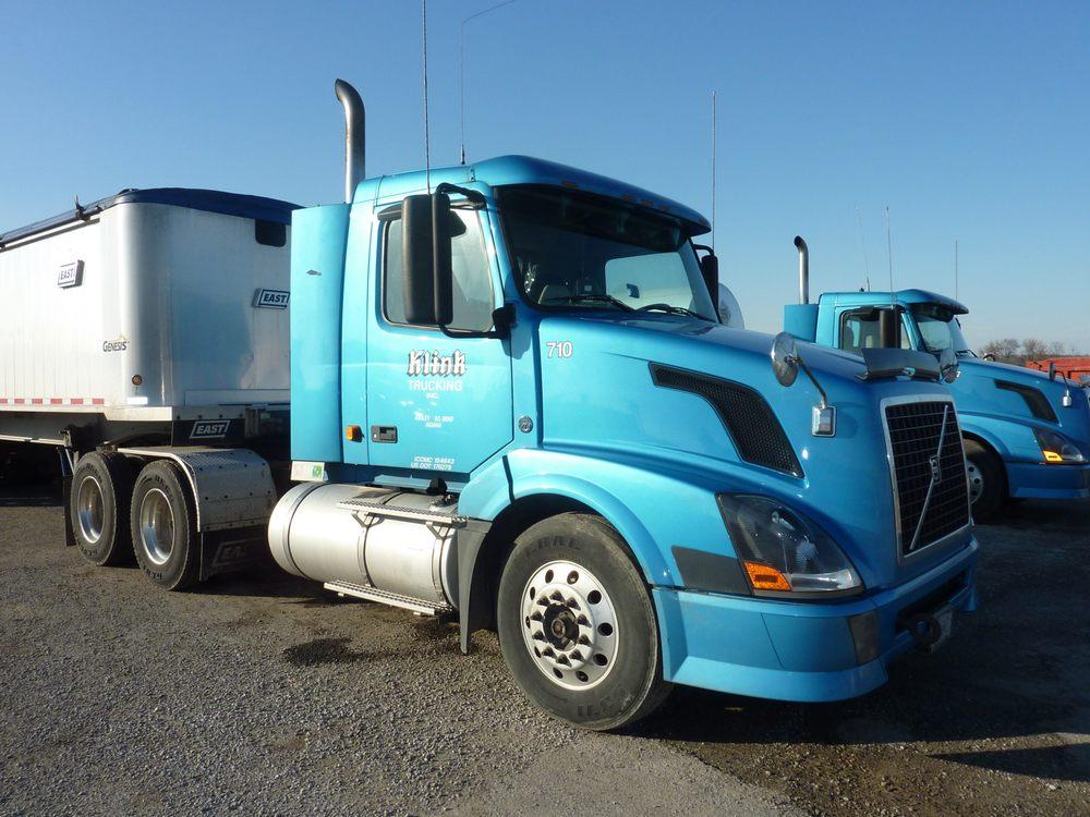Klink Trucking: 3320 W 800th S, Ashley, IN