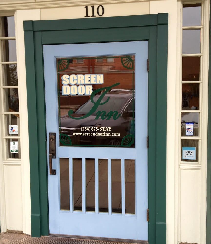 Screen Door Inn 15 Photos Bed Breakfast 110 N Ave D Clifton