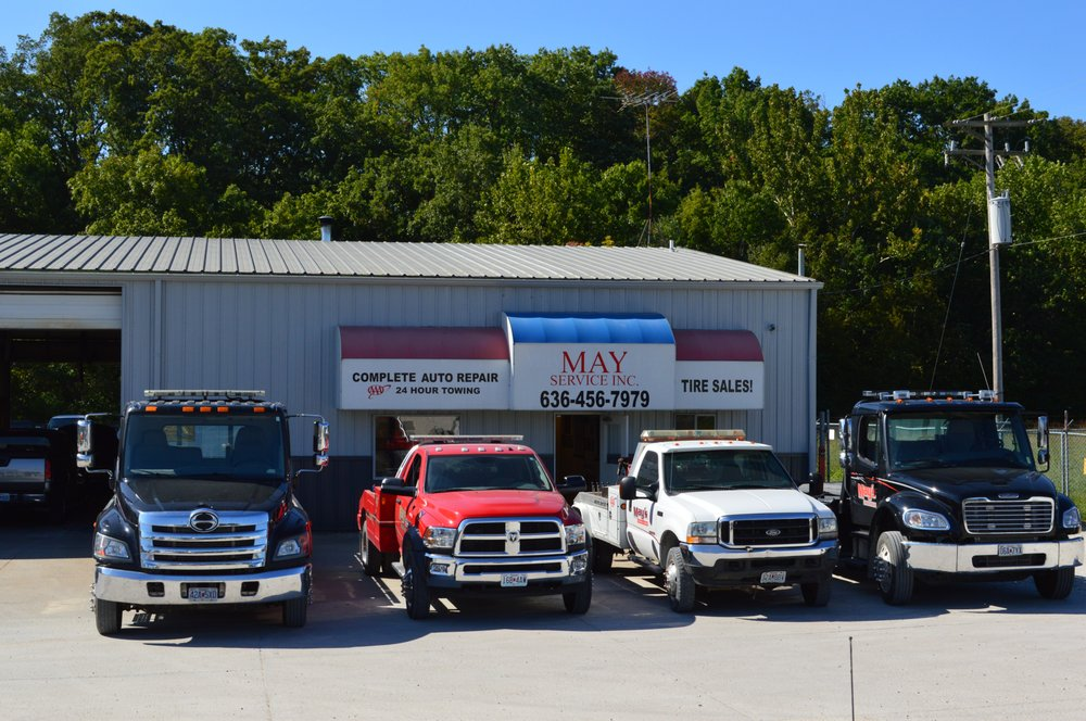 Photo of May Service: Warrenton, MO