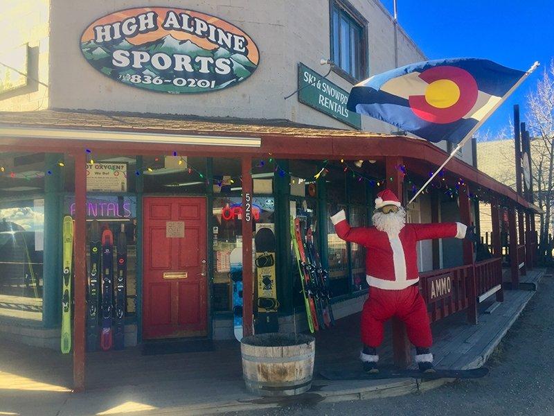 High Alpine Sports: 525 Main St, Fairplay, CO