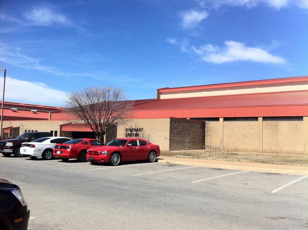 Rinehart Fitness Center: 2730 Bragg Rd, Fort Sill, OK