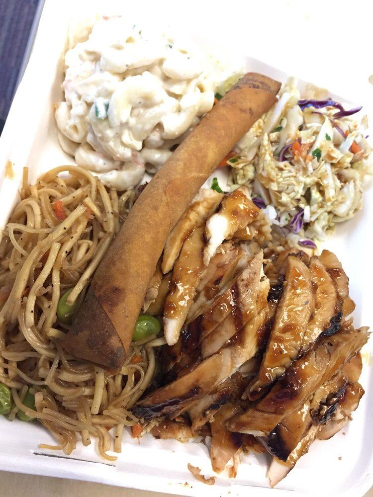 Hapa Li Hawaiian Food Truck