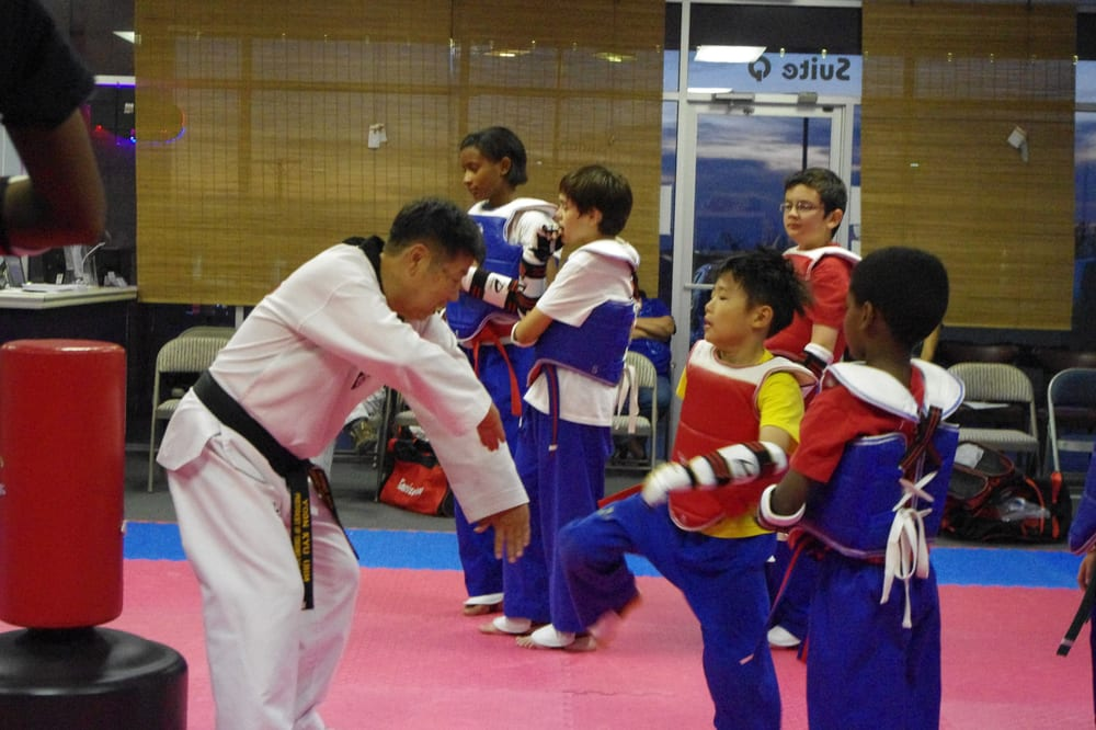 Black Belt Taekwondo Academy: 910 E Redd Rd, El Paso, TX