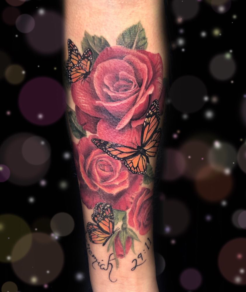 Rose Noir Tattoo Beauty Studio 186 Photos 14 Reviews Hair