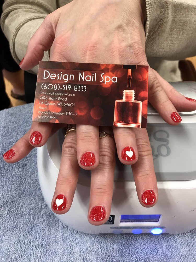 Design nail spa 24 photos nail salons 2426 state rd la design nail spa 24 photos nail salons 2426 state rd la crosse wi phone number yelp prinsesfo Gallery