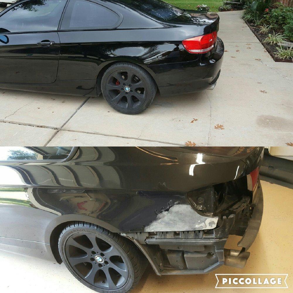 Lowe Autobody: 1413 Shelby Ln, Celina, TX