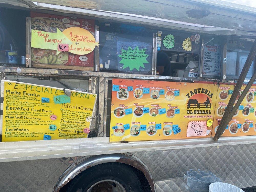 Taqueria El Corral: 240 Roosevelt Ave E, Enumclaw, WA