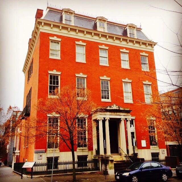 Maryland Historical Society Enoch Pratt House Yelp