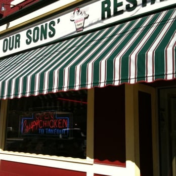 Photo Of Our Sons Family Restaurant Johnstown Pa United States