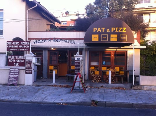 pat pizz pizza 70 bd deltour c 244 te pav 233 e toulouse frankreich beitr 228 ge zu restaurants