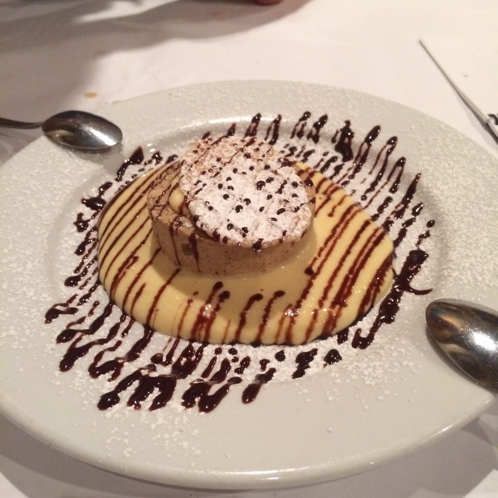 Hazelnut zabaione semi freddo no licking your plate yelp - La finestra lafayette ...