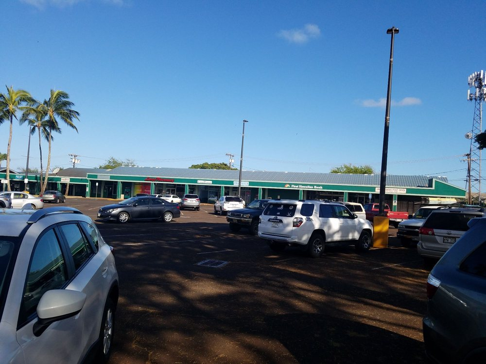 Eleele Shopping Center