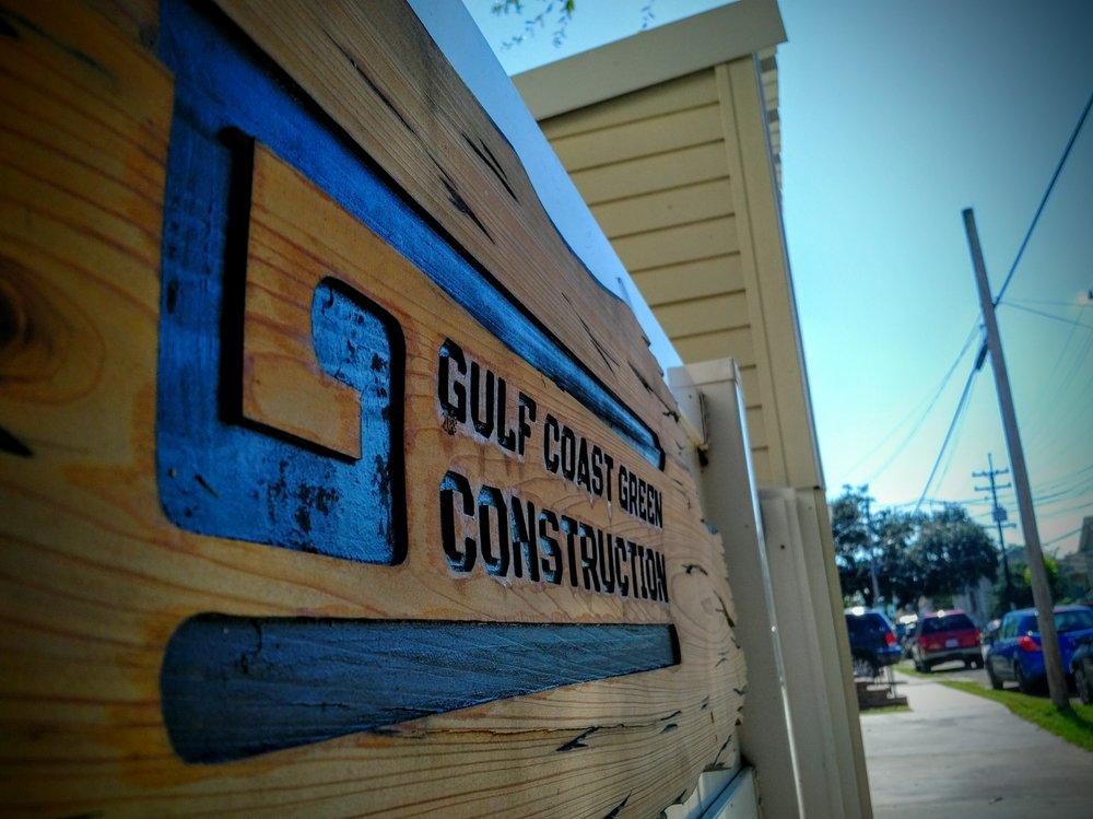 Gulf Coast Green Construction