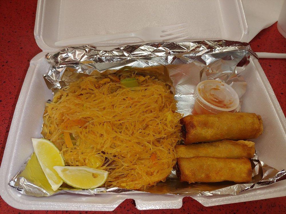 Food from Filipinolicious