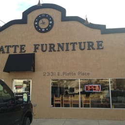 Photo Of Platte Furniture   Colorado Springs, CO, United States. Front  Entrance.