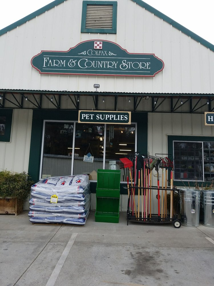 Colfax Farm And Country Store: 140 N Main St, Colfax, CA