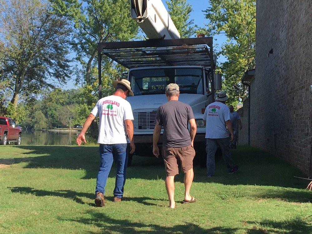 Dixieland Tree Service: Athens, AL