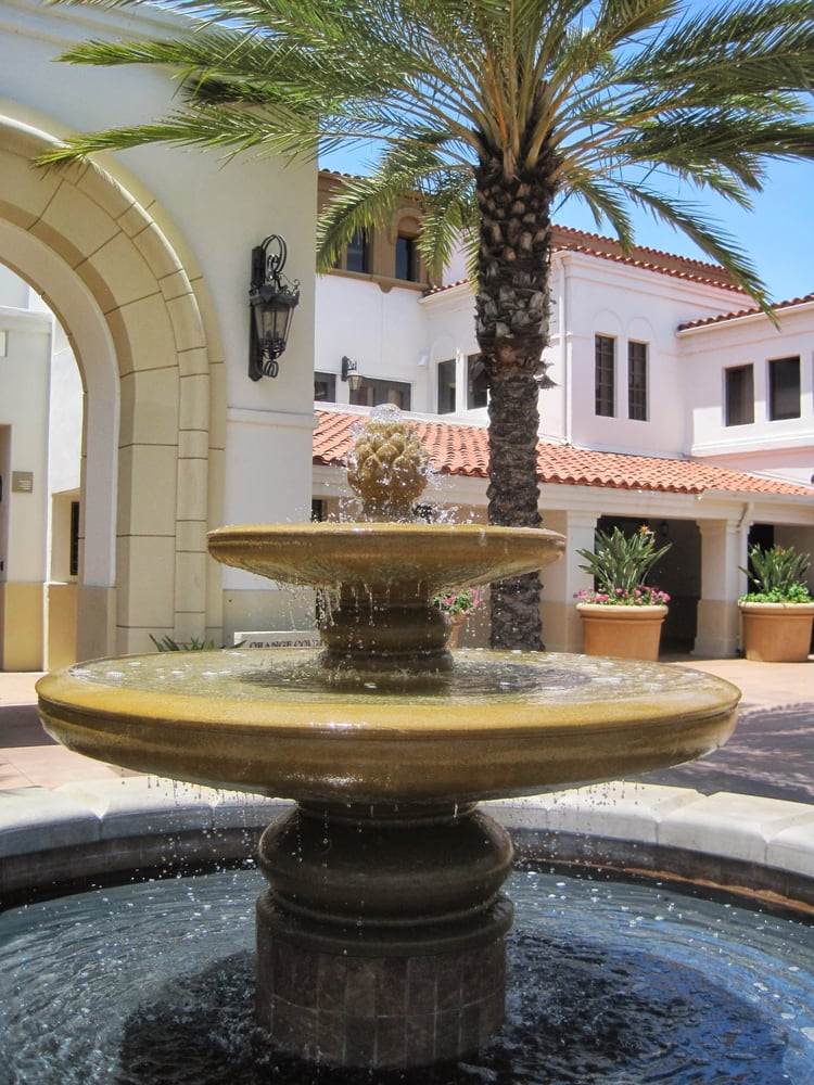 Nice fountain at the civic center yelp - Orange county clerk s office ...