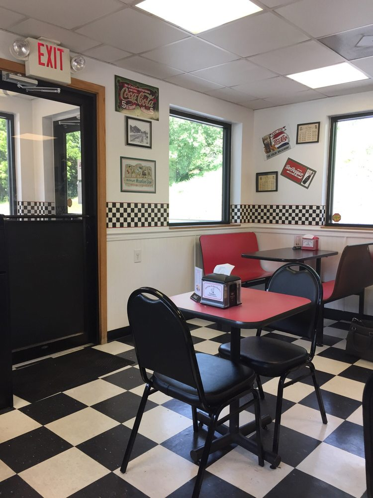 Sarah's Burgers And Shakes: 106 Craig St, Craigsville, VA