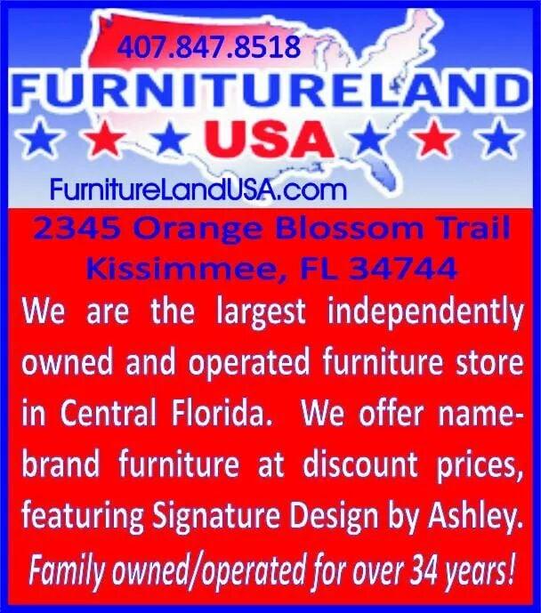 Furnitureland USA   Furniture Stores   2345 N Orange Blossom Tr, Kissimmee,  Kissimmee, FL   Phone Number   Yelp