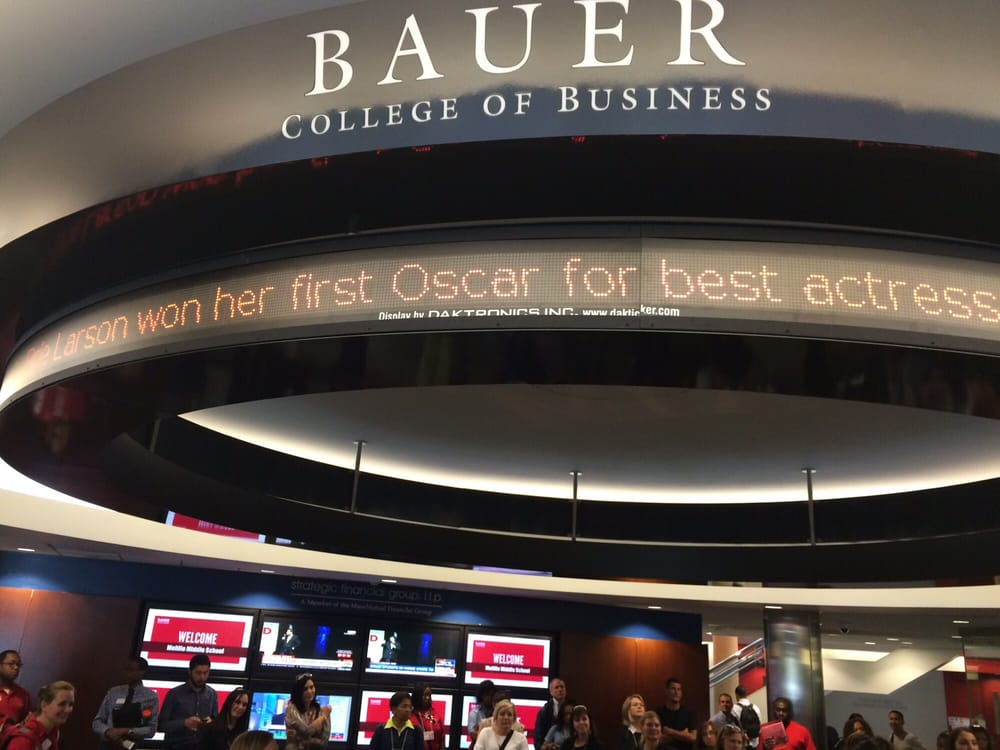 Bauer College of Business