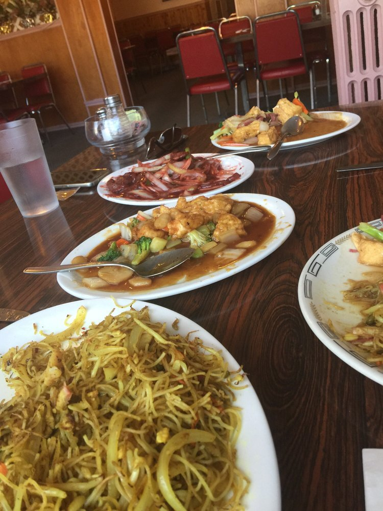 Mea mei wok eatery cocina china 12 freshwater road st - Wok 4 cocinas granollers ...