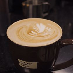 Photo Of The Coffee Nest Anaheim Ca United States Latte Art For
