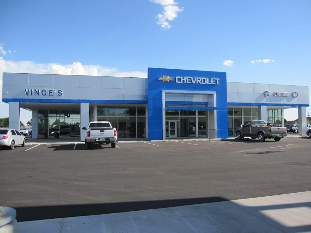 Vince's GM Center: 1847 Rose Ave, Burlington, CO