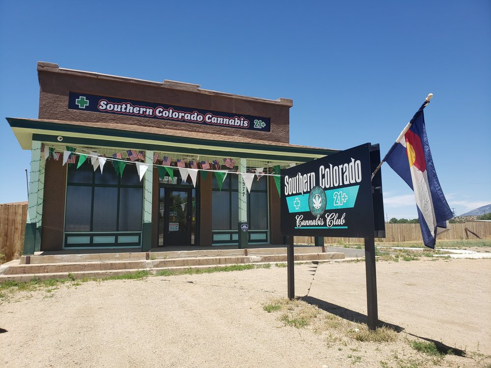 Southern Colorado Cannabis: 29577 Hwy 159, Fort Garland, CO