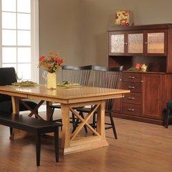Photo Of Amish Choice Wood Furniture   Morton, IL, United States ...