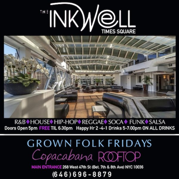 The INKwell Times Square: 760 8th Ave, NEW YORK, NY