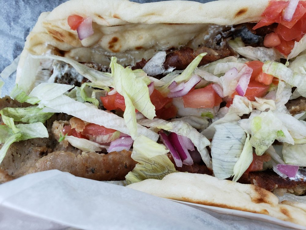 The Happy Greek: 119 Armour Rd, NKC, MO
