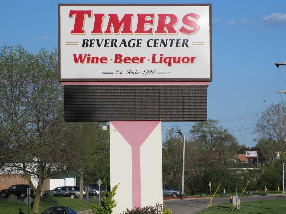 timers beverage center beer wine u0026 spirits ave racine wi phone number yelp - Beverage Center