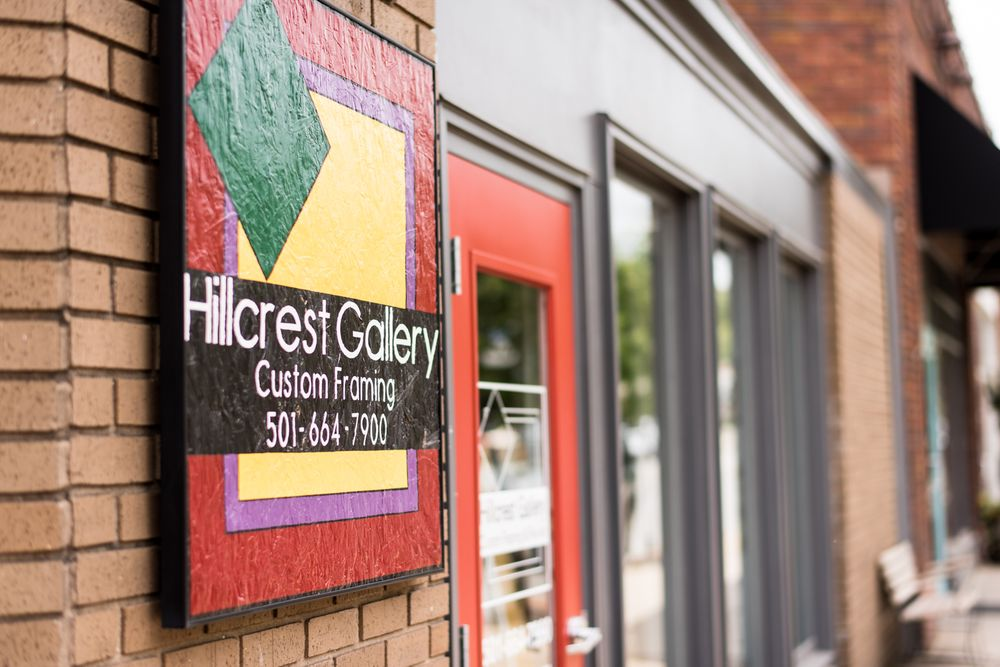 Hillcrest Gallery Custom Framing & Fine Art