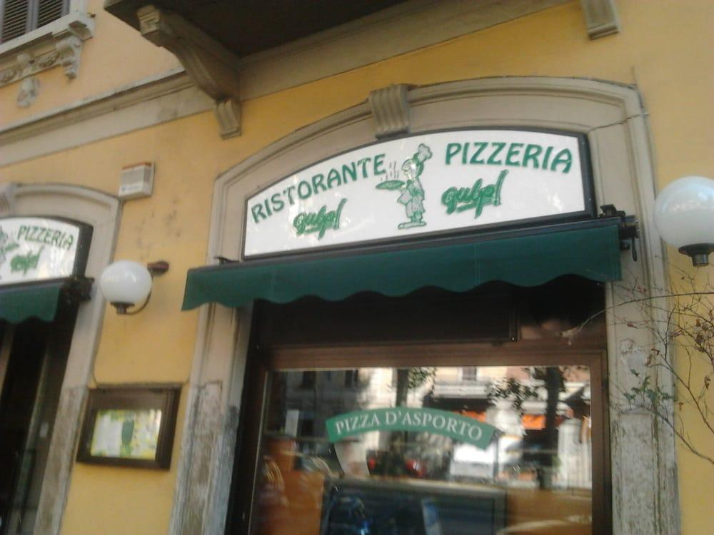 Gulp gulp pizza corso lodi 72 porta romana milano - Pizzeria milano porta romana ...