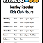 fitness for 10 fernley