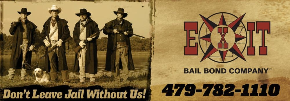 Exit Bail Bond Company: 200 S 7th St, Fort Smith, AR