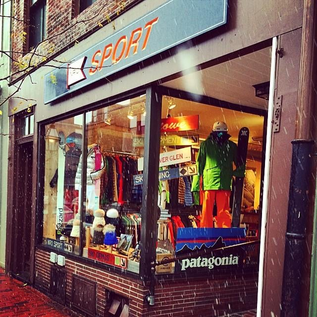 NRO Sport: 39 Charles St, Boston, MA