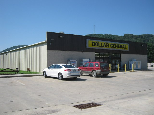 Dollar General: 820 Casselman St, Confluence, PA