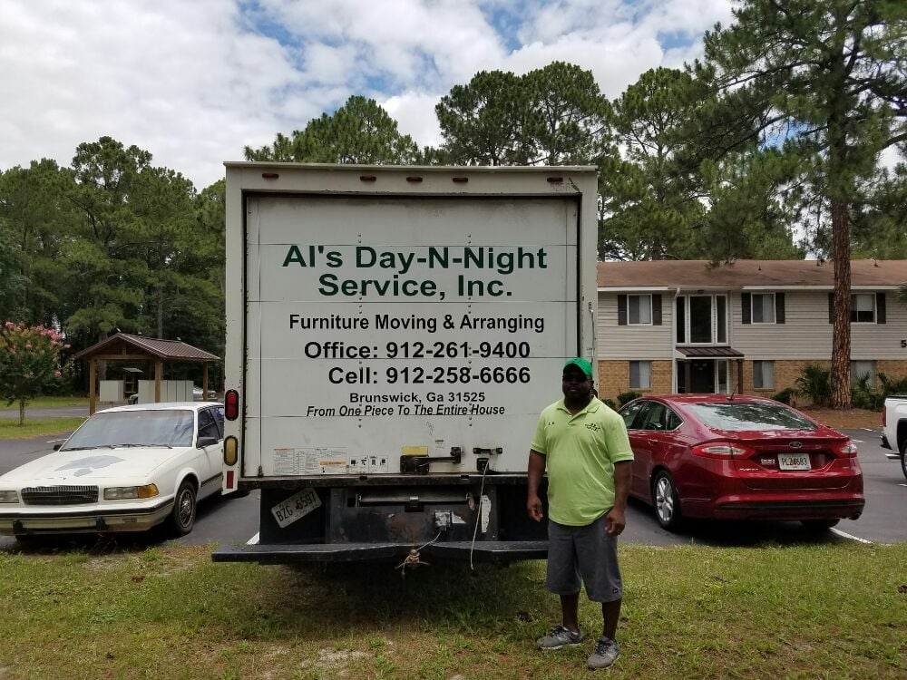Al's Day & Night Service: Brunswick, GA