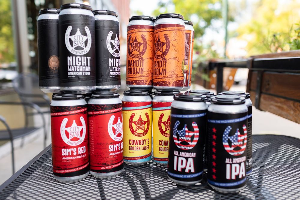 City Star Brewing: 321 Mountain Ave, Berthoud, CO