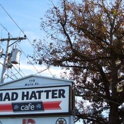 Mad Hatter Cafe Weymouth Ma Menu
