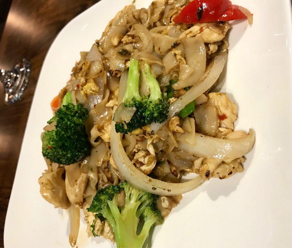 Erawan Organic Thai: 7537 Roswell Rd, Sandy Springs, GA