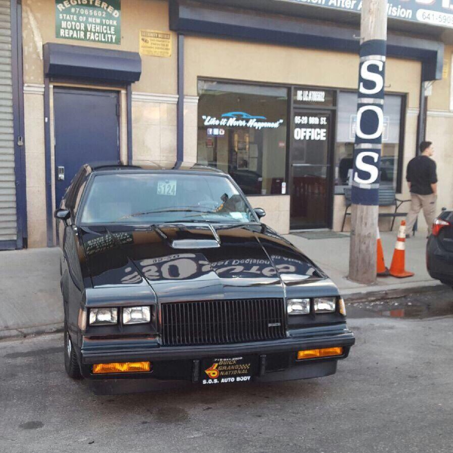 SOS Auto Body Inc